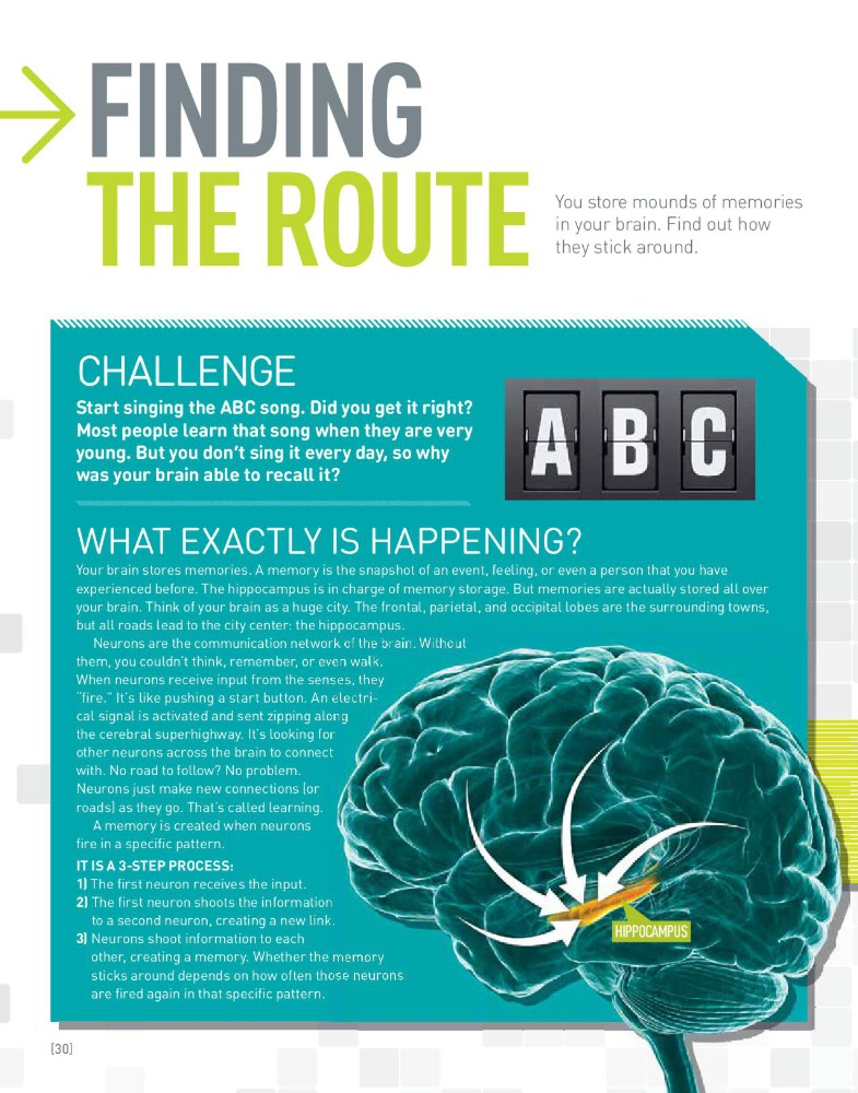 National Geographic Kids Brain Games: The Mind-Blowing Science of