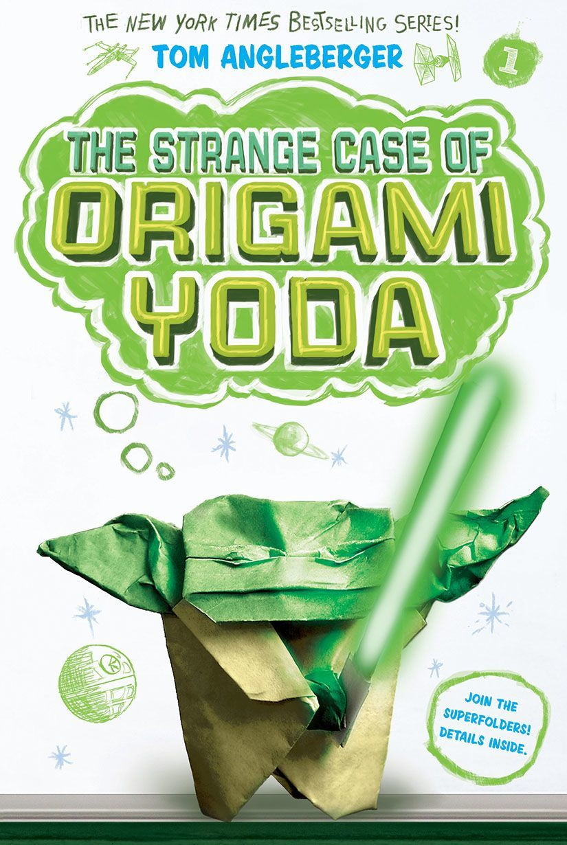 The strange case of origami yoda origami yoda 1 book review and an error occurred jeuxipadfo Images