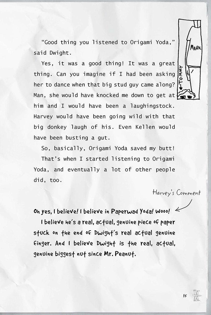 The Strange Case Of Origami Pikachu | Origami Yoda | 1230x825