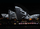 Video Of The Week - Spectacular Light Show 'Crumbles' Sydney's Opera House