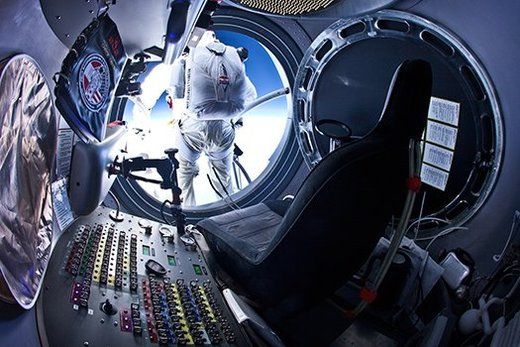 Red Bull Skydive >> This Tuesday, Watch Live As Felix Baumgartner Leaps From The Edge Of Space Kids News Article