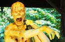 Ray Villafane - Pumpkin Carver Extraordinaire, Creates Spine-Chilling Zombie Exhibit
