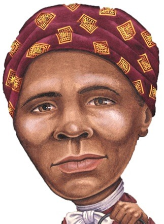 The gallery for --> Harriet Tubman In Color