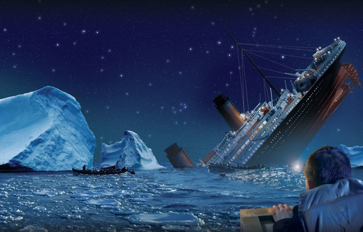 Re-living The Sinking Of The Titanic, 101 Years Later Kids ...
