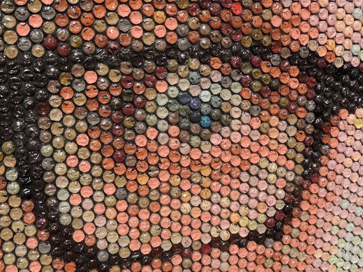 Canadian Artist Excels In Bubble Wrap Paintings Kids News