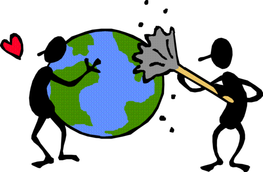 Clean Earth Clip Art