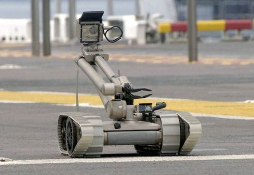 Japan Tsunami Robots in Japan The Robots Are