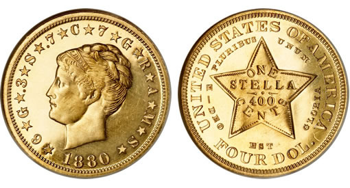Rare 400 Cent American Coin Sells For 2 5 Million Usd