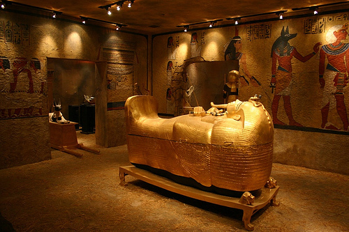 the tutankhamen mystery The life and mysterious death of egyptian pharaoh tutankhamen, better known as king tut.